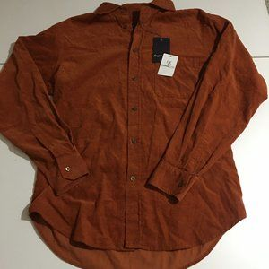 Ermenegildo Zegna Sport Small L/S Button Shirt